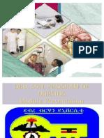 Debre Brehan University- Nursing Program Module.