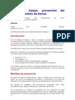 NTP 278 Zanjas prevención del desprendimiento de tierras
