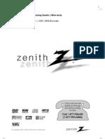Zenith XBR413