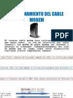 Funcionamiento Del Cable Modem