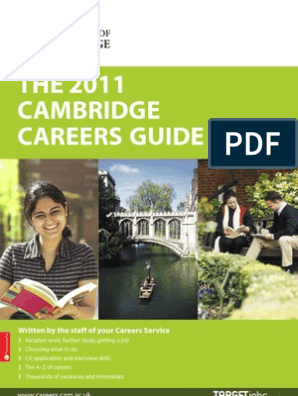 Pages | Postgraduate Education | University Of Cambridge