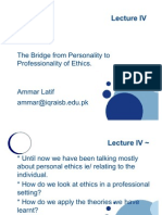 04 HMT423 Lecture IV Ammar Latif