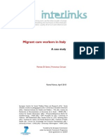 Migrant Care Workers ITALY