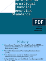 IFRS Presentation