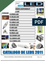 Catalogo Cime-led 2011