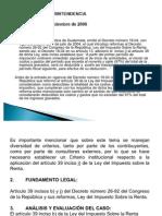 Presentación CRITERIO SAT