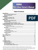 Kontrol Editor e3
