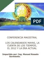 Los Mayas y La Cuenta de Los Tiempos(2)