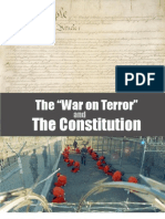 "The ""War on Terror"" and the Constitution"