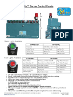 Durafin 58632 Control Panel