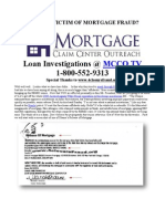 Obama Victim of Mortgage Fraud