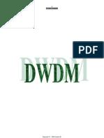 APOSTILA DE DWDM