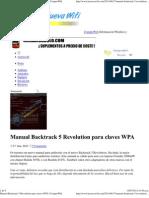Manual Backtrack 5
