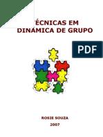 Apostila Técnicas de Grupos