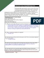 Design-Build Case Study Questionnaire7!20!10
