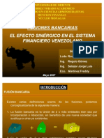 Presentcion Fusion Bancaria