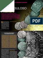 Monedas en El Peru