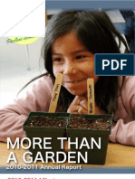 Food Matters Manitoba's 2010-2011 Annual Report