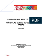 0 Capsua Gelatina Cardinal Especificac Tec