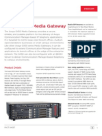 G450 Media Gateway LB3757 New