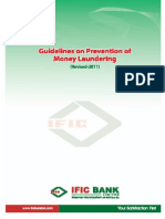 AML Guidelines 2011