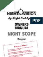 Nexgen Owners Manual