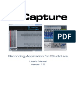 Capture Reference Manual
