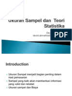 Sample Size and Statistical Theory