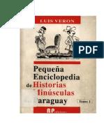 Pequena Enciclopedia de Historias Minusculas Del Paraguay