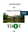 Hydraulic Structures Design