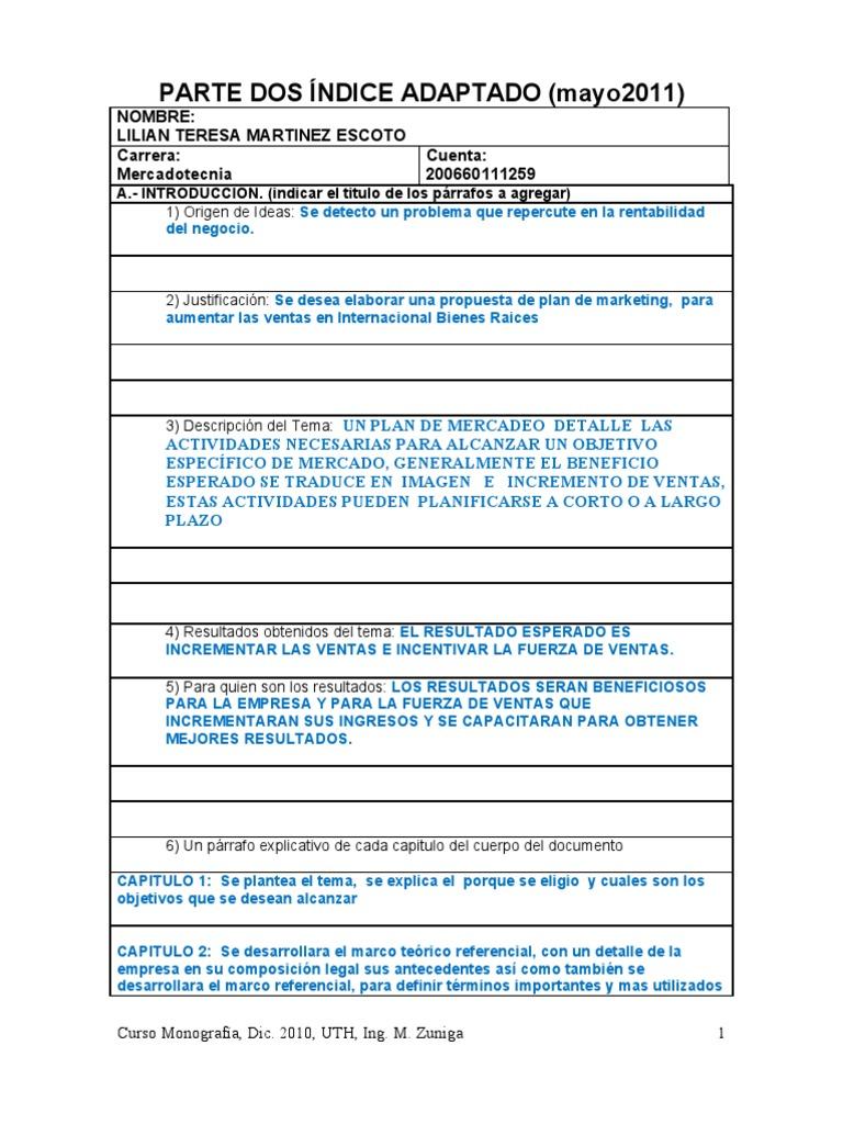 Parte 1 Monografia Marketing Estadísticas