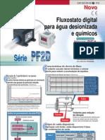 Fluxostato Digital