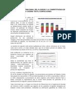 El Comercio Internacional Del Algodon y La Competitividad de La Cadena Textil-confecciones