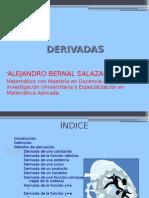 DERIVADAS