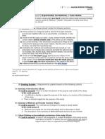 Journal Critique Guidelines