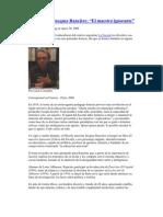 Entrevista a Jacques Rancière