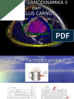 Hk II Thermo Dan Siklus Carnot s1