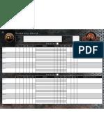 Company Sheet ONI