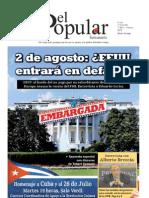 El Popular N° 148 - 22/7/2011 Completo
