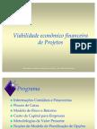 viabilidade de projetos 2009