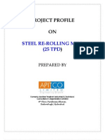 Steel Rerolling Mill - TMT Bar