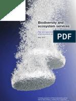 Biodiversity and Ecosystem Services 2011 (32p)