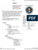 National Security Agency - ..