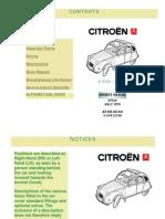 2CV Owner's Manual