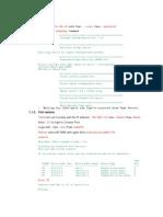Backup & Restore Procedures