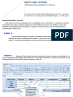 Manual Para Conversion de Entero a Bin,Hex,Octal