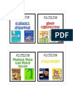 Library Labels- pg 1