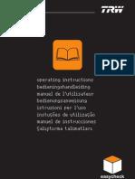 Manual de instruções 3.0.0