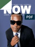 56416277 Now Urban Entertainment Magazine New