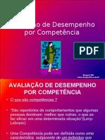 Avalia€¦ção de Desempenho Por Compet€¦ência